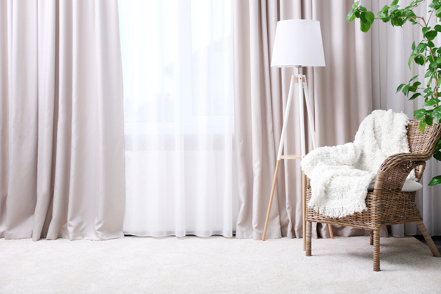 Are Your Drapes Causing Your Allergies to Act Up?